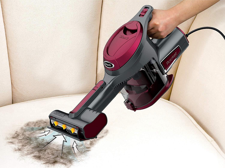 shark rocket hv 292 hand vacuum