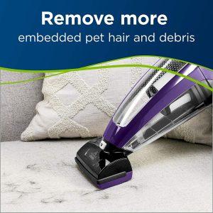 bissell cordless handheld pet vacuum
