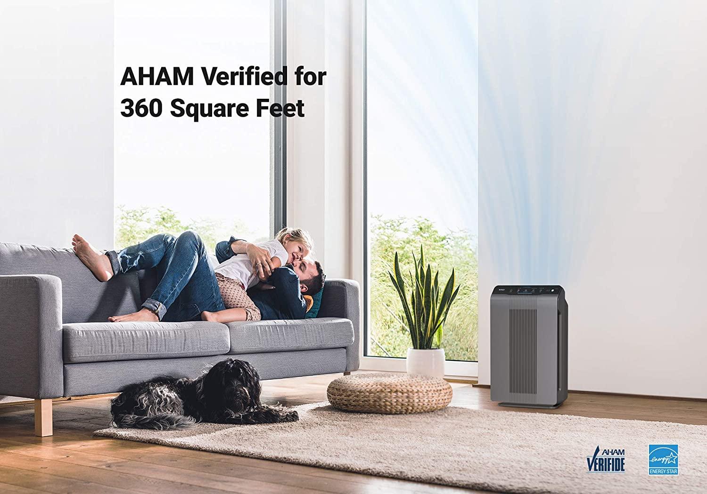 winix 5300-2 air purifier review