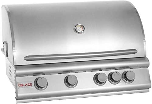 Blaze Grills 32-Inch Built-In 4-Burner