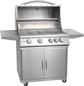 blaze gas grills reviews