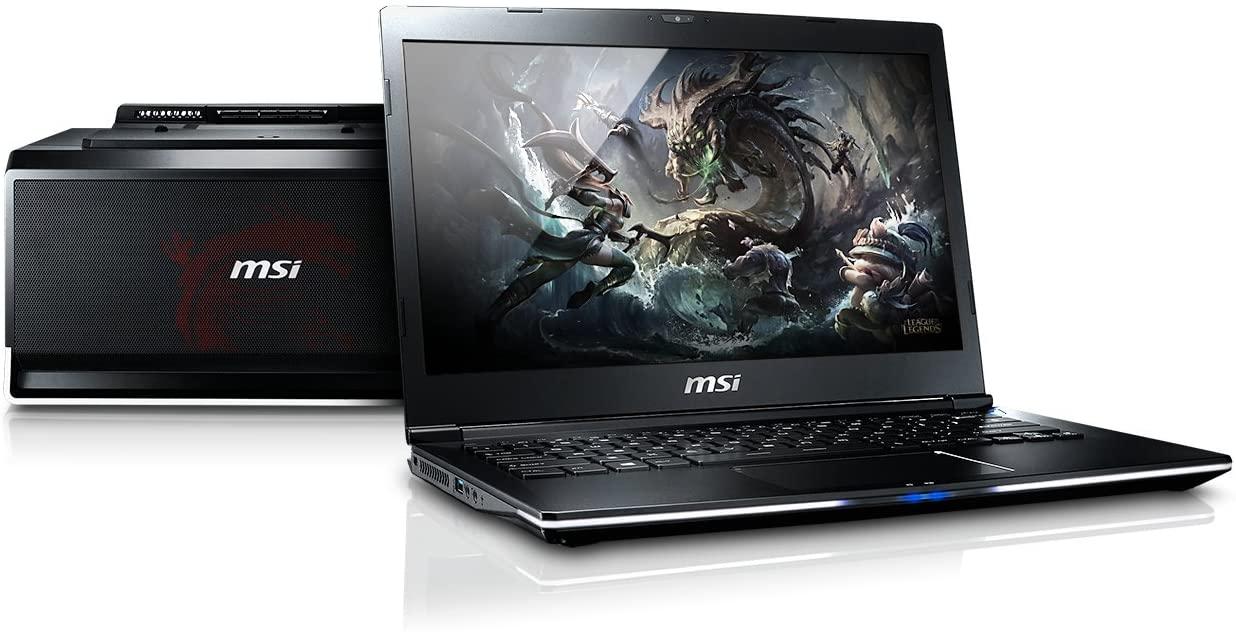 MSI GS60 Ghost Pro 4K Gaming Laptop