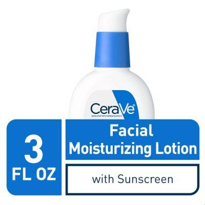 CeraVe AM Facial Moisturizing Lotion SPF 30